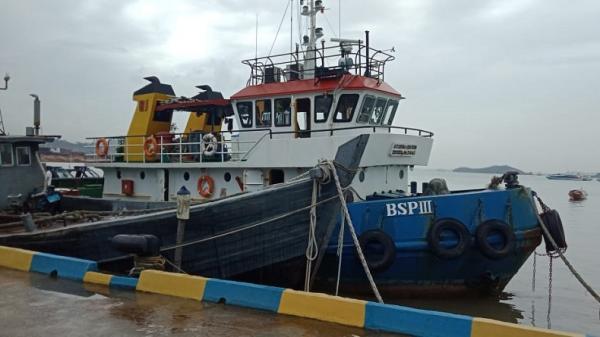 Bakamla Tangkap 2 Kapal yang Diduga Terlibat Perdagangan BBM Ilegal di Tanjung Sauh Kepri