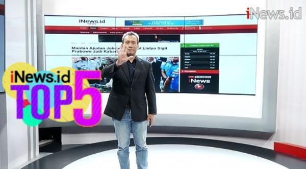 TOP 5, Curhatan Pramugari Garuda soal Askhara dan Komentar Doan Van Hau Usai Cederai Evan Dimas