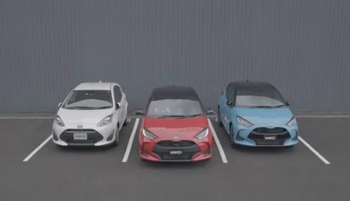 Meluncur Februari 2020 Konsumsi Bbm Toyota Yaris Hybrid Hanya 36 Km Per Liter