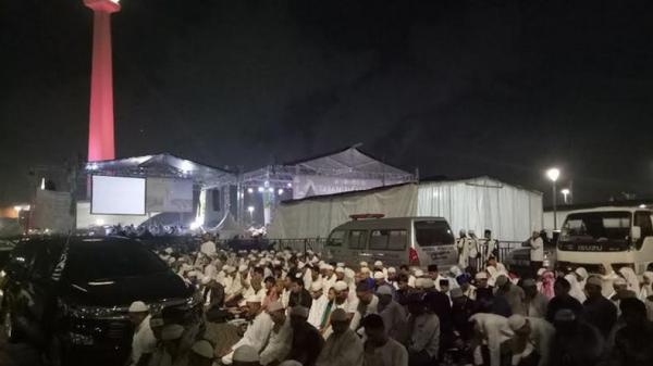 Bawaslu DKI Panggil FPI Klarifikasi Acara Munajat 212 di Monas