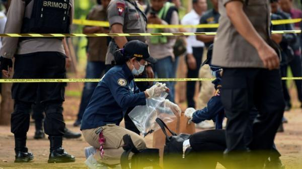 Geger, Warga Sentani Jayapura Temukan Paket Diduga Bom di Samping Rumah
