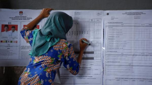 Draf RUU Pemilu, Eks Anggota HTI Dilarang Ikut Pilkada, Pileg, dan Pilpres