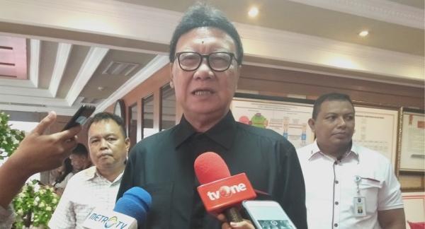 Mendagri Usul Ambang Batas Parlemen Diterapkan di DPRD