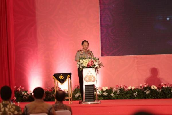 Kapolri Jenderal Tito Karnavian Anggap Wapres JK Panutan