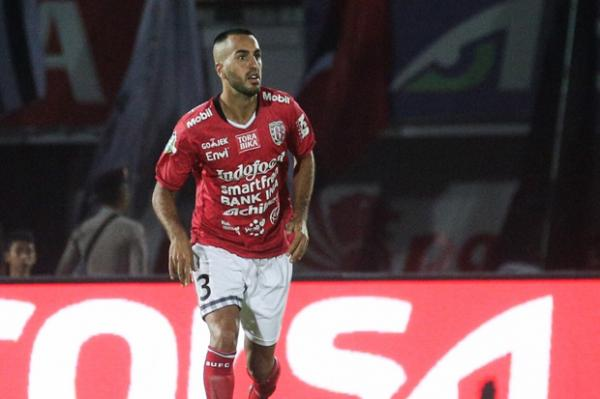 Bali United Lepas Brwa Nouri ke Klub Irak
