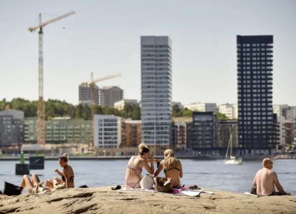 Suhu di Norwegia Pecahkan Rekor Terpanas pada Januari, Capai 19 Derajat Celcius