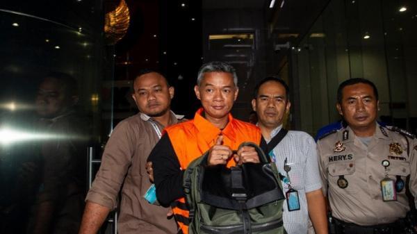 Mantan Komisioner KPU Wahyu Setiawan Dijebloskan ke Lapas Kedungpane
