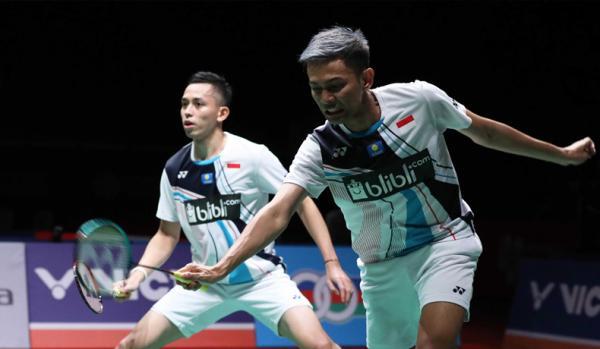 Head to Head Fajar/Rian Vs Ji Ting/Hao Dong: Duo Indonesia Unggul Peringkat tapi