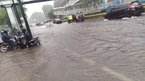 Titik Banjir di Jakarta Hari Ini, Jakarta Utara Paling Banyak