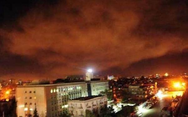Jet-Jet Tempur Israel Bombardir Damaskus Suriah Lagi, Incar Milisi Pro-Iran