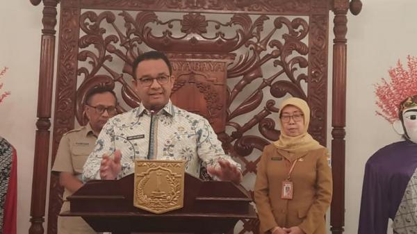 Ahmad Riza Patria Jadi Wagub DKI Jakarta, Ini Harapan Anies