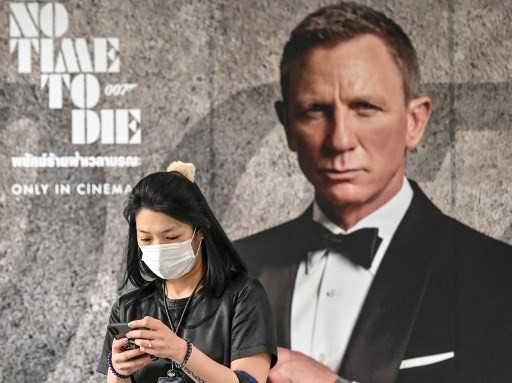 Gara-Gara Virus Korona, Film James Bond 'No Time to Die' Batal Rilis Bulan Ini