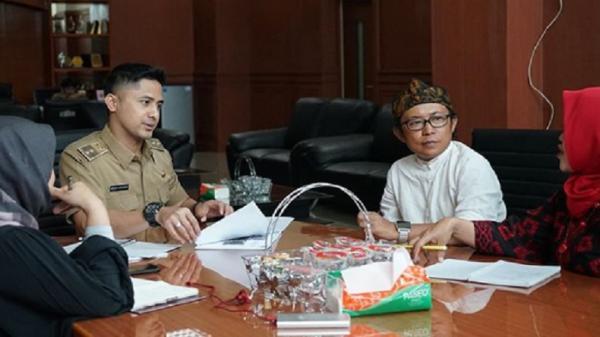 Formulir Penetapan Gubernur Turun, Hengki Kurniawan Jabat Plt Bupati KBB