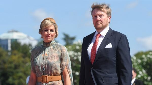 2.000 Pasukan Siaga Pengamanan Raja dan Ratu Belanda di Danau Toba