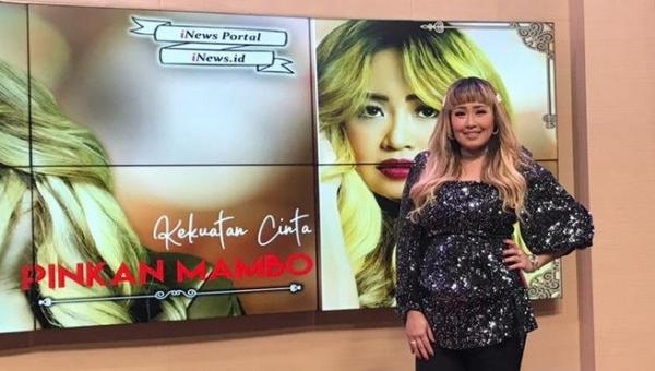 Kembali Duet Dengan Maia Di Ratu Pinkan Mambo Pilih Bersolo Karier