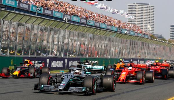 GP Bahrain Resmi Jadi Seri Pembuka Formula 1 2021