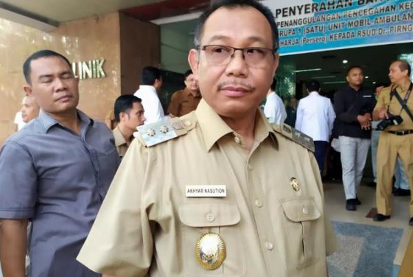 Akhyar Nasution Akan Tarik E-KTP Warga yang Bandel Keluar Rumah Tanpa Masker