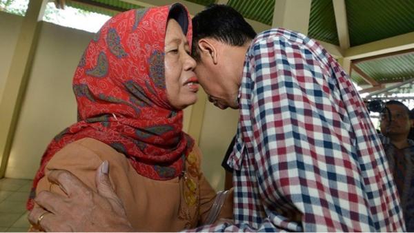 Jokowi: Terima Kasih untuk Semua Perjuangan Ibu