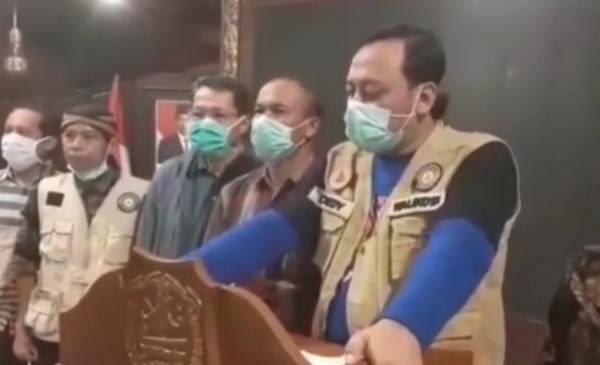 Wali Kota Tegal dan Wakil Wali Kota Rukun Lagi, Ganjar: Mereka Sudah Rapat Kok