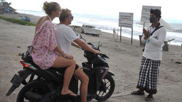 Kunjungan Wisatawan di Bali Dibatasi 50 Persen saat Libur Panjang Akhir Pekan Ini