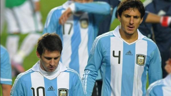 Kisah Lionel Messi Hampir Adu Jotos dengan Rekan Setim di Timnas Argentina