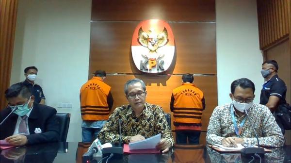 Jadi Tersangka, Ketua DPRD Muara Enim Diduga Terima Suap Rp3,031 Triliun