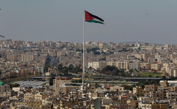 Ledakan Besar Hantam Pangkalan Militer Yordania