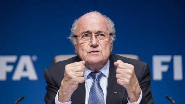 FIFA Larang Sepp Blatter Terjun ke Sepak Bola Sampai 2028