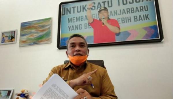 Kondisi Kesehatan Menurun, Wali Kota Banjarbaru Bernapas Dibantu Ventilator