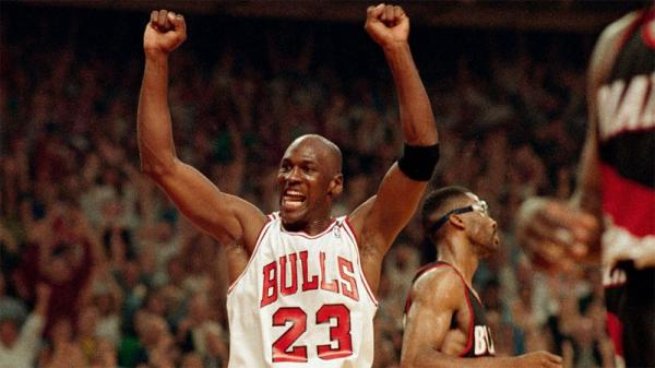 5 Rival Terberat Michael Jordan, Magic Johnson di Nomor 3