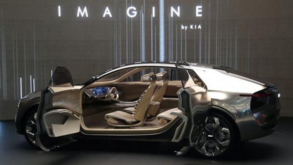 Kia Siapkan Mobil Listrik Terbaru dengan Waktu Pengisian Tercepat Kurang dari 20 Menit