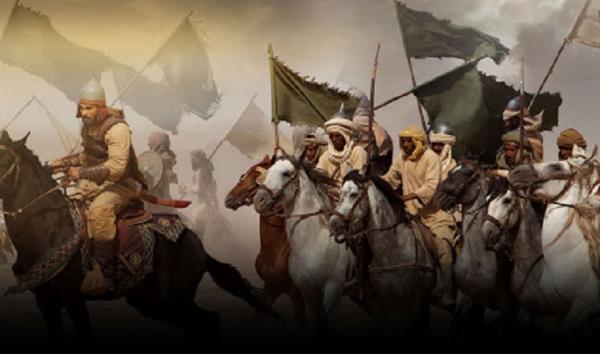Sejarah Perang Tabuk, Keteguhan Iman Kaum Muslim Gentarkan Pasukan Romawi