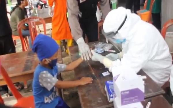 Waspada, Kematian Anak akibat Covid-19 di Indonesia Tertinggi Dunia