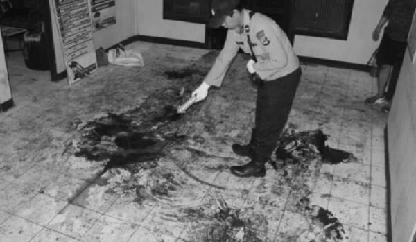 Penyerang Polsek Daha Selatan Diduga Tidak Sendiri