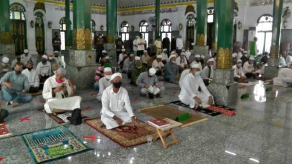 Naskah Khutbah Jumat: Sabar Menjalani Ibadah Ramadhan di Masa Pandemi