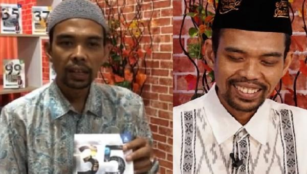Ustaz Abdul Somad Tampil Berkumis dan Berewok, Netizen: Mirip Sultan Brunei