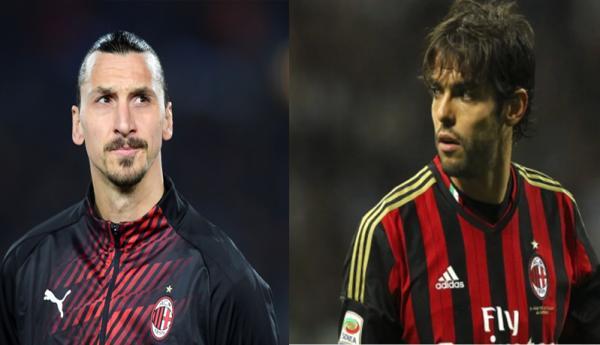 Promosi ke Serie B, Tim Ini Tertarik Datangkan Kaka dan Ibrahimovic
