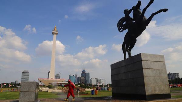 Cuaca di DKI Jakarta Diperkirakan Cerah Sepanjang Hari