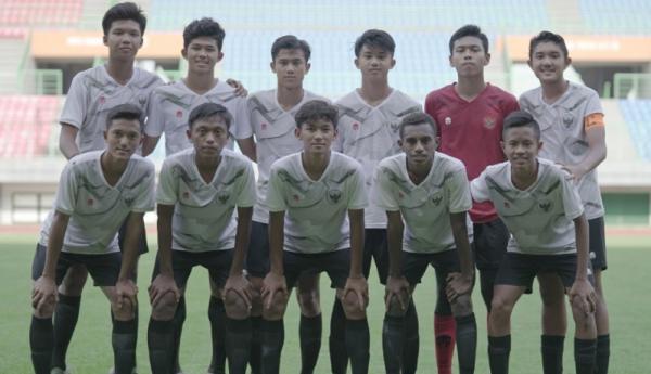Hasil Drawing Piala Asia U-16 2020: Timnas Indonesia di ...