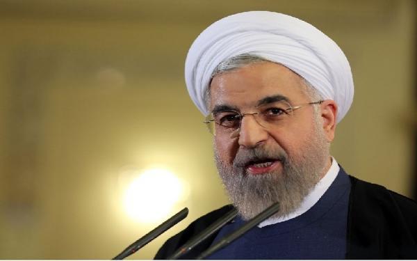 Presiden Iran Rouhani: Karier Politik Donald Trump Berakhir