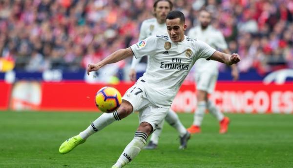 Cedera Ligamen, Lucas Vazquez Absen Bela Real Madrid hingga Akhir Musim