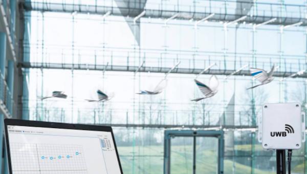 Peneliti Kembangkan Robot Burung, Sayap Dibuat Mirip Aslinya