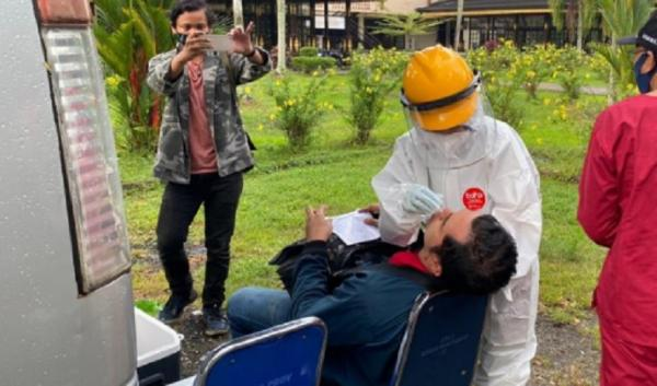 Duh, Pria Positif Covid-19 di Bantul Ajak Anak Istri Pulang ke Madura Naik Motor