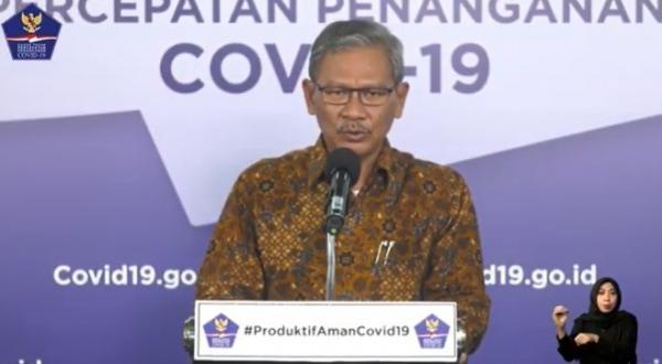 Update Covid-19 di Papua Hari Ini 10 Juli, Bertambah 80 Pasien Positif