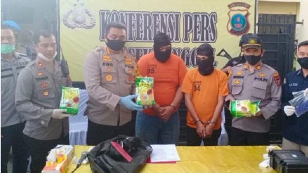 Polisi Gagalkan Penyelundupan 3 Kg sabu Jaringan Internasional di Ringroad Medan