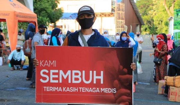Update Covid-19 13 Agustus, Pasien Sembuh di Malut Bertambah 36, Maluku 24 Orang