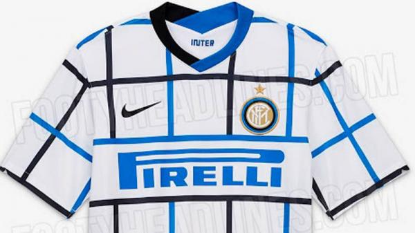 Bermotif Kotak Kotak Jersey Tandang Baru Inter Milan Disindir Netizen