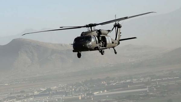 Helikopter Militer Kolombia Jatuh saat Intai Geriliyawan, 6 Luka 11 Tentara Hilang
