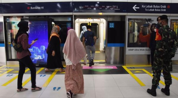 Pembangunan MRT Fase II Terancam Molor, Ini Penyebabnya