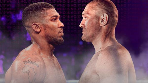 Duel Lawan Tyson Fury Batal, Kubu Anthony Joshua Murka